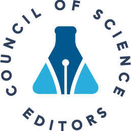 Member of the Council of Science Editors since 2006